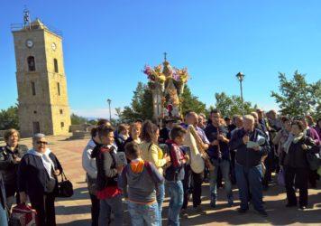 Madonna di Novi Velia: centinaia di pellegrini laurioti  hanno rinverdito l'antica tradizione
