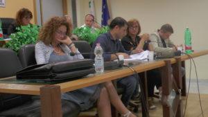 Consiglio Comunale agostano a Lauria....con 'giallo'