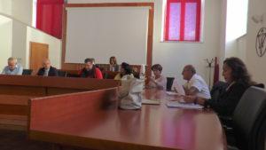 Burrascoso Consiglio Comunale a Lagonegro