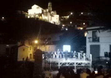 """""""Il fuoco e la croce"""", rappresentazione storica nel quartiere Sanseverino di Lauria"""