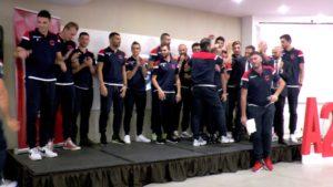 La Rinascita Volley Lagonegro si presenta per la nuova stagione 2018-2019
