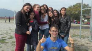 Centinaia di giovani della Diocesi a Lauria per la festa del 'Ciao'