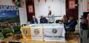 A San Severino Lucano si e' chiuso il sipario di aggiungi un borgo a tavola primo weekend con la bandiera arancione