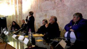 Presentato a Buccino il libro dell'eroe Claudio Pezzuto