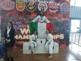 Apssd Equilibrum: grande successo ai campionati mondiali di karate di Massa Carrara. In evidenza atleti calabresi e lucani