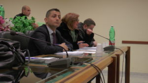 Lauria, si è svolto l'ultimo Consiglio Comunale del 2018