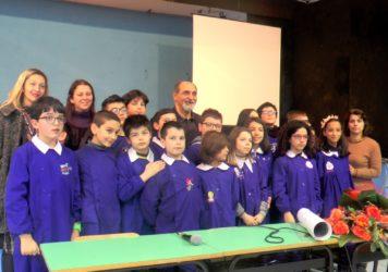 L'astronauta Umberto Guidoni ha acceso i sogni degli studenti latronichesi