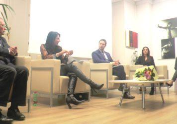 """Mirella Donato ha presentato a Lagonegro il libro: """"C'era una volta un'ombra"""""""