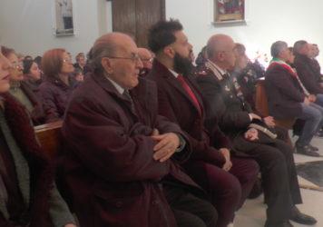 Ricordato a  Francavilla sul Sinni l'eroe Claudio Pezzuto, Medaglia d'Oro al Valor Militare