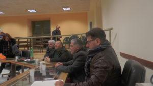 Molti spunti politici nell'ultimo Consiglio Comunale di Lauria