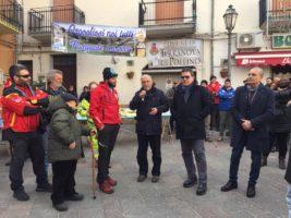 Pasquale Larocca maestro di sci di Terranova del Pollino, orgoglio del Pollino