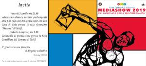 XXI edizione Media show a Melfi