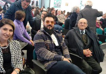 Presentato ad Atena Lucana il libro sul carabiniere eroe Claudio Pezzuto