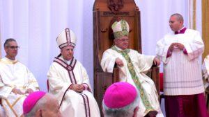 'L'Oasi della Domenica' con il Vescovo di Tursi-Lagonegro mons. Vincenzo Orofino (17 marzo 2019)