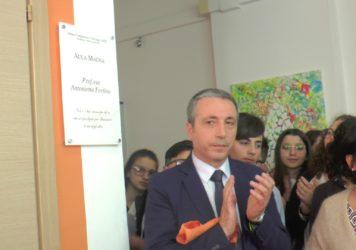 Lauria, la Scuola Media Giovanni XXIII dedica l'aula magna alla professoressa Nietta Fortino
