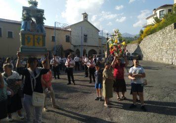 Sant'Antonio di Padova  a Lauria: riti religiosi e tanta tradizione con il 'piede di porco'