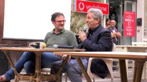 Lo scrittore Gino Carlomagno ritorna nella sua Lauria