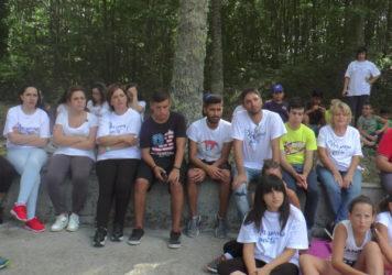"""Iacoia di Lauria,  """"Un sorriso per te - Amici di San Gabriele dell'Addolorata"""" coinvolge i giovani"""