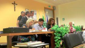 Il Consiglio Comunale di Lauria ha il nuovo presidente dell'assemblea: è Francesco Chiarelli