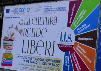 """Open day del Liceo  Scientifico """"De Lorenzo"""" di Lagonegro"""