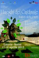Viaggio di un gruppo di laurioti verso l'ulivo di Assisi