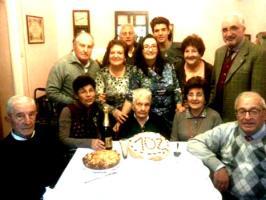 102 anni a Lauria, auguri alla signora  Marianna Rossi Giordano